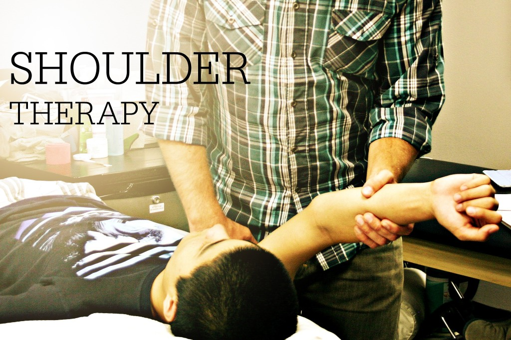Shoulder Pain Physical Therapy in Huntington Beach