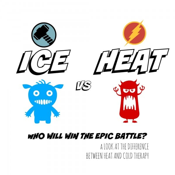Ice vs Heat Physical Therapy in Huntington Beach