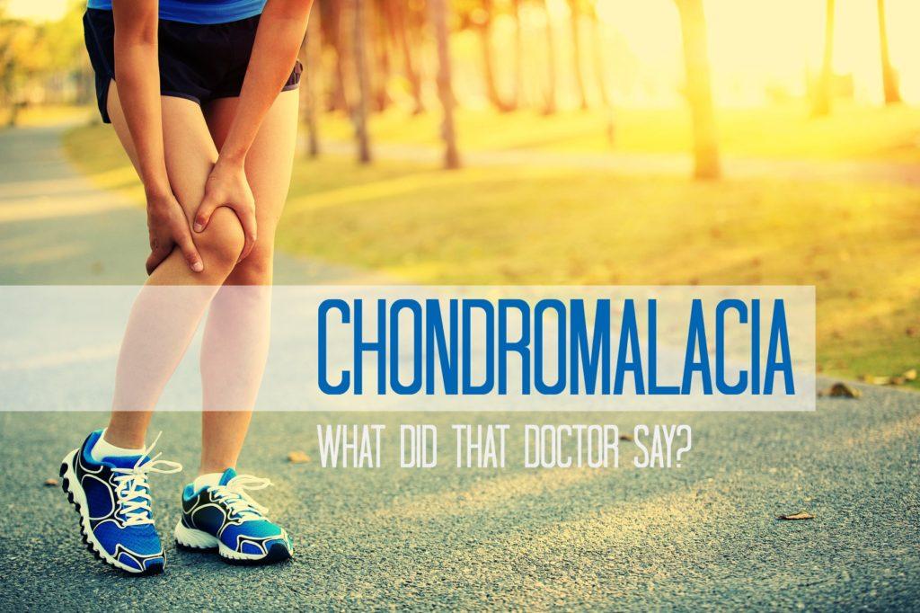 chondromalacia knee pain therapy